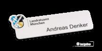AluContur   Exklusiv Namensschild